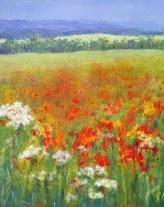 BarbaraStevens_LandscapeWithPoppies