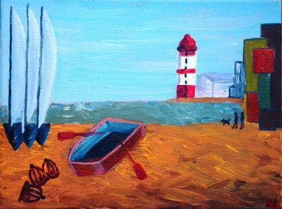 BevLourenco_Lighthouse