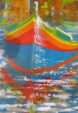 LesleyNorton_RainbowBoat