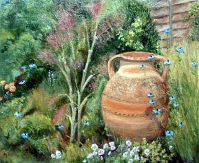 MargaretCarter_GardenUrn