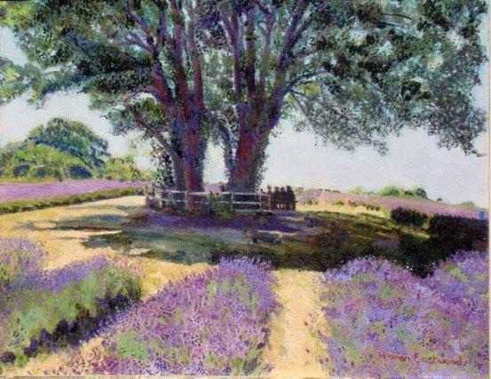 MarionEastwood_LavenderFieldCarshalton