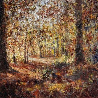 BarbaraStevens_AutumnTrees