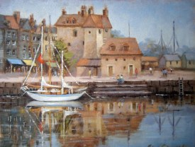 GinaGrimwood_ReflectionsInHonfleur