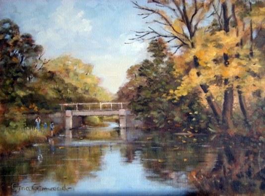 GinaGrimwood_RiverMoleAtFetcham