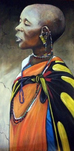LizHammond_MaasaiWoman