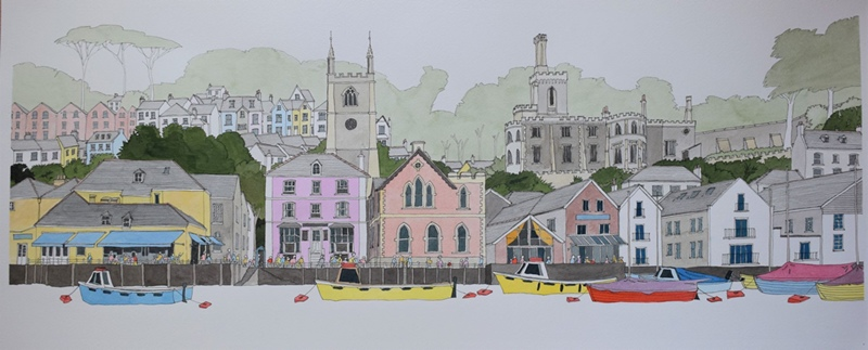Crit_JohnLucking_FoweyViewFromHarbour