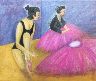 MaureenJones_BalletPractice