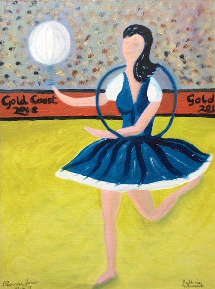 MaureenJones_RhythmicGymnast