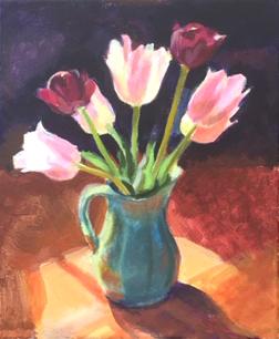 crit_edhilton_Pink tulips