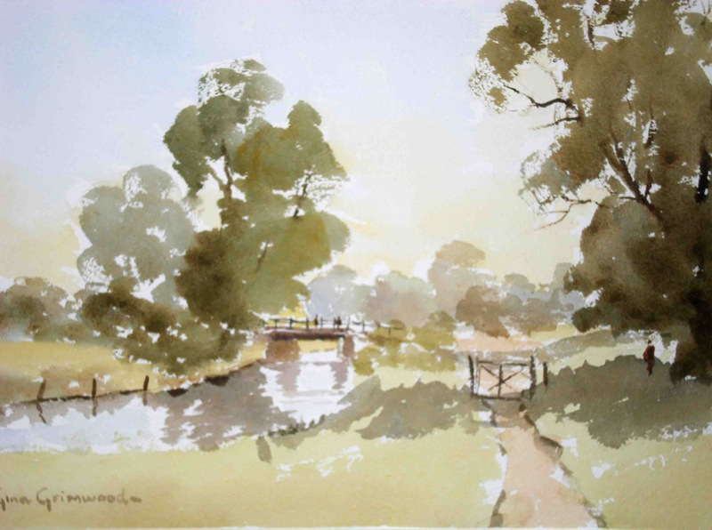 crit_ginagrimwood_the river wey, ripley