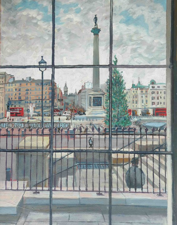Challenge_View from National Gallery