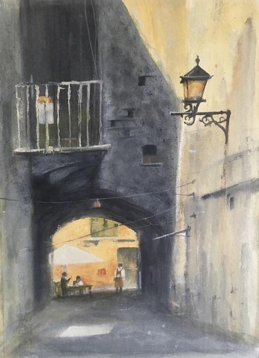 Challenge_Rome backstreet