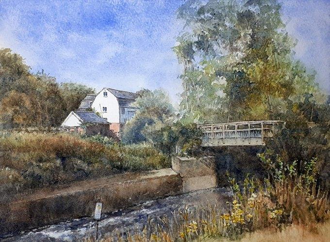 Challenge_Dorking watermill