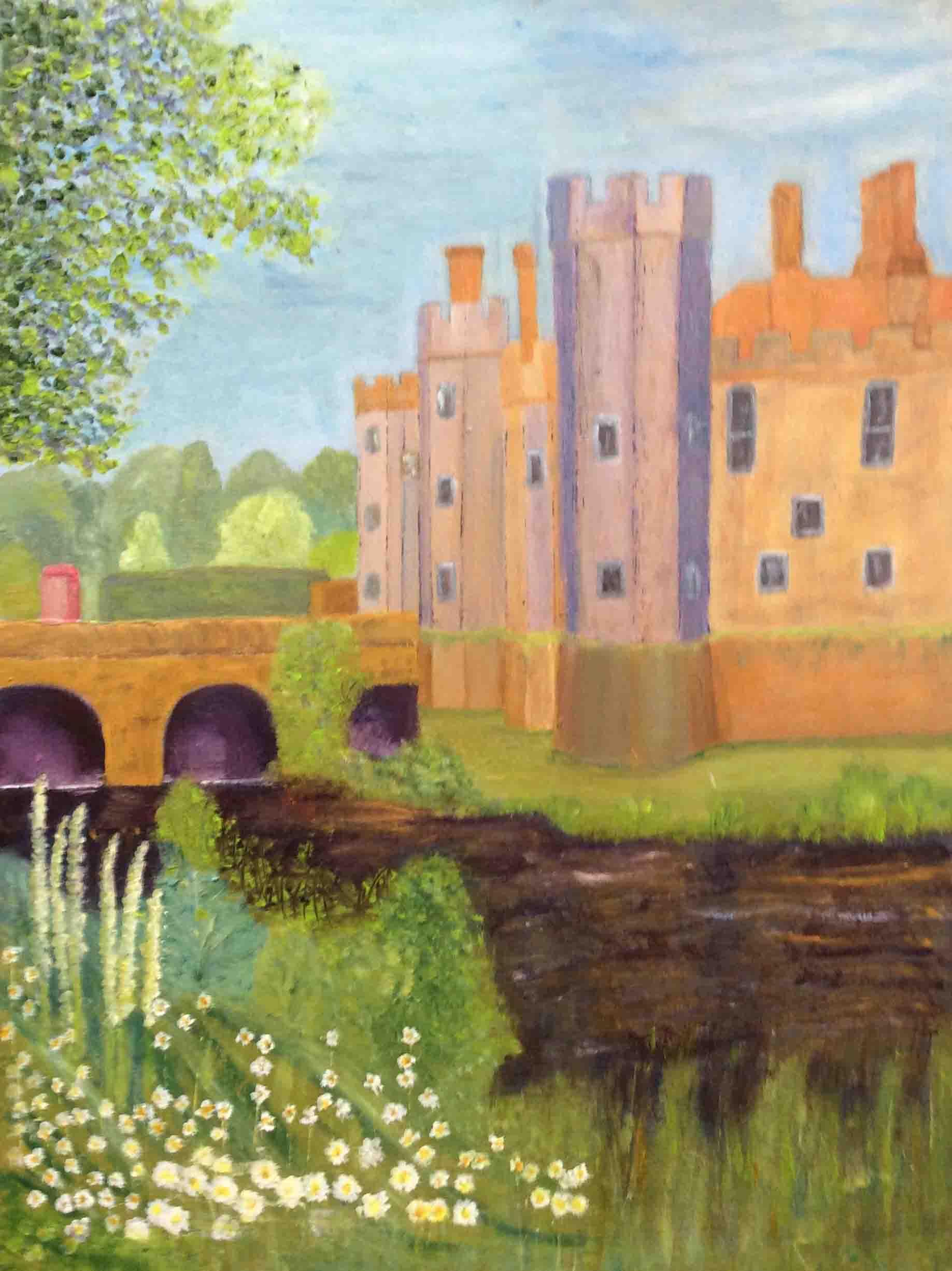 crit_maureenjones_Herstmonceux Castle
