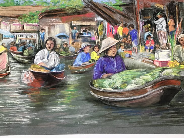 Challenge_Waterside market
