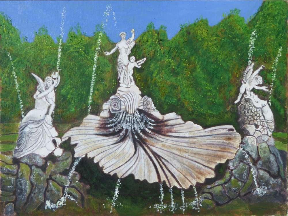 Fountain of Love, Cliveden